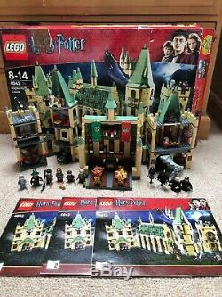 Lego Harry Potter 4842 Le Château De Poudlard (2010) Complet, Boxed, Instructions