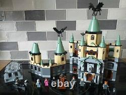 Lego Harry Potter 5378 Château De Poudlard 100% Complet, Instructions, Boîte Cadeau