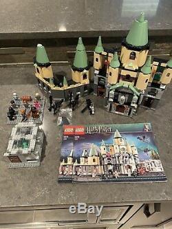 Lego Harry Potter 5378 Château De Poudlard (3e Édition) 100% De Complete