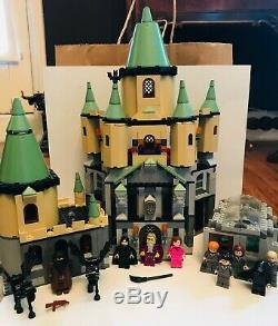 Lego Harry Potter 5378 Château De Poudlard Près Complète Ombrage Ordre De Phoenix