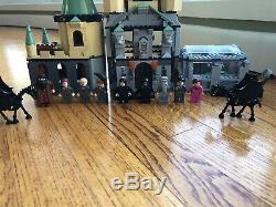 Lego Harry Potter 5378 Le Château De Poudlard À 99% Complet Avec Toutes Les Figurines