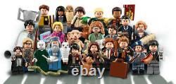 Lego Harry Potter 71022 & Animaux Fantastiques Ensemble Complet De 22 Chiffres Mini
