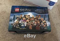 Lego Harry Potter 71022 Minifigure / Animaux Fantastiques 60 Minifigures Complete Box