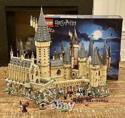 Lego Harry Potter 71043 Château De Poudlard. 100% Complet. Boîte. Minifigs. Manuel