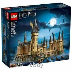 Lego Harry Potter 71043 Château De Poudlard 6020 Pièces 100% Complet Avec Boîte