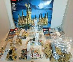 Lego Harry Potter 71043 Château De Poudlard Non Complete Partielle Lire