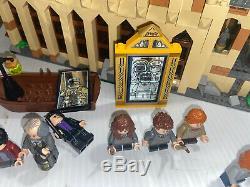 Lego Harry Potter 75950 75953 75954 Lot Complet