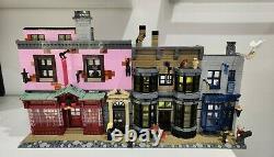 Lego Harry Potter 75978 Diagon Alley Excellent État 100% Complete & Boxed
