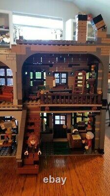 Lego Harry Potter 75978 Diagon Alley, Utilisé, Avec Boîte Et Livres