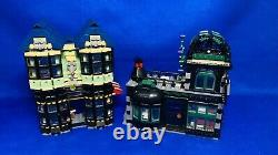 Lego Harry Potter Alley Diagon 100% Complet + Instructions (10217)