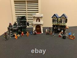 Lego Harry Potter Alley Diagon (10217) 100% Complet