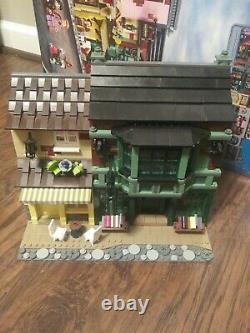 Lego Harry Potter Alley Diagon (75978) Terminé