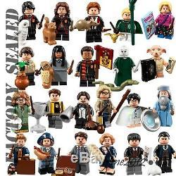 Lego Harry Potter Bêtes Fantastiques Ensemble Complet De 22 Figurines 71022 Scellées