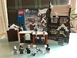 Lego Harry Potter Cabane Hurlante 4756 100% Avec Des Instructions