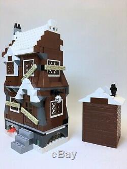Lego Harry Potter Cabane Hurlante (4756), 100% Complet, Instructions, No Box