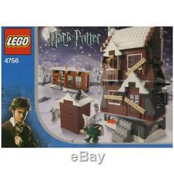 Lego Harry Potter Cabane Hurlante 4756 Complet Avec Minifigs Et Instructions