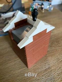 Lego Harry Potter Cabane Hurlante 4756 Jeu Complet, Instructions, Minifigs