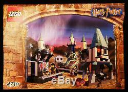 Lego Harry Potter Chambre Des Secrets 100% Complet 4730 Avec Basilic & Minifigs