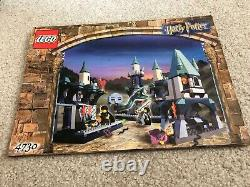 Lego Harry Potter Chambre Des Secrets 4730 100% Avec Des Instructions No Box