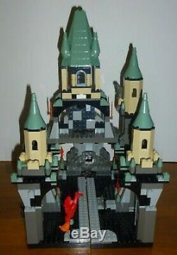 Lego Harry Potter Chambre Des Secrets 4730 Avec Des Instructions, Mais Pas De Boîte