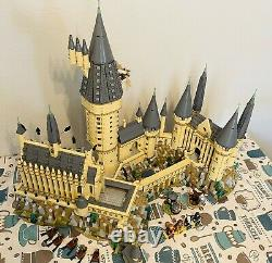 Lego Harry Potter Chaque Chateau 71043 100% Complet Just Construit