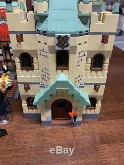 Lego Harry Potter Château De Poudlard 100% Complet 4842 Avec Manuels, Minifigs