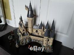 Lego Harry Potter Château De Poudlard 100% Complet 71043 Instructions Pour La Boîte