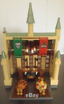 Lego Harry Potter Château De Poudlard 2010 4842 100% Complete Nouvelles Pièces Détraqueurs