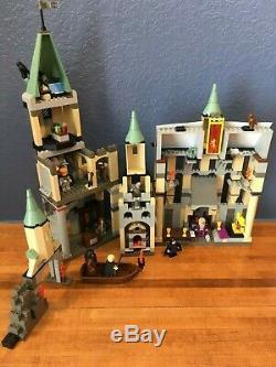 Lego Harry Potter Château De Poudlard 4709 100% Instructions Complètes