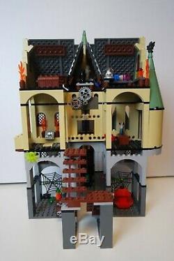 Lego Harry Potter Château De Poudlard 4757 - Complète À 100% (y Compris Trelawny Rare)