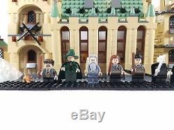 Lego Harry Potter Château De Poudlard (4842) 100% Complet