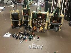 Lego Harry Potter Château De Poudlard 4842 100% Complet Avec Suppléments
