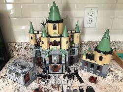 Lego Harry Potter Château De Poudlard 5378, Complet Avec Minifigs, Instructions Et Boîte