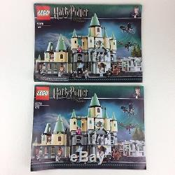 Lego Harry Potter Château De Poudlard 5378 Sacs Scellés! Complet Mais Pas De Boite