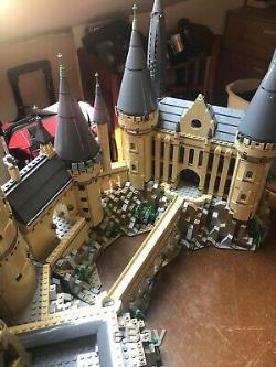 Lego Harry Potter Château De Poudlard # 71043 Complet Avec Les Manuels De Box