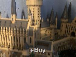 Lego Harry Potter Château De Poudlard 71043 No Figures Complete Castle