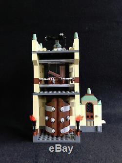 Lego Harry Potter Château De Poudlard Set 4842 100% Complete Manuals Incl. Pas De Boîte