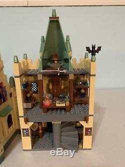 Lego Harry Potter Château De Poudrier 4842 100% Complet Avec Instructions