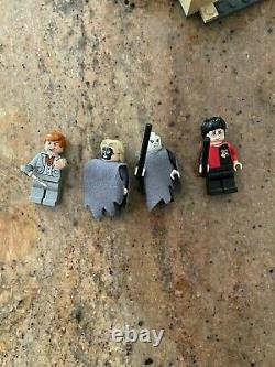 Lego Harry Potter Cimetière Duel 100% Complet Avec Instructions Et Boîte