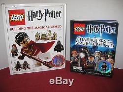 Lego Harry Potter Collection Complète De 55 Ensembles Plus Tous Les Minifigs