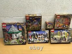 Lego Harry Potter Complete Boxed Vgc 4705 4707 4711 4722 4726 4733 Vous Choisissez