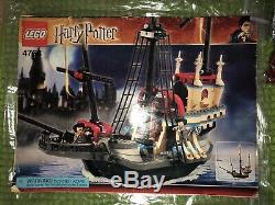 Lego Harry Potter Coupe De Feu Le Navire Durmstrang (4768) 100% Complet