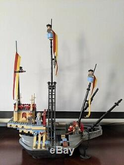 Lego Harry Potter Coupe De Feu Le Navire Durmstrang (4768) Complète