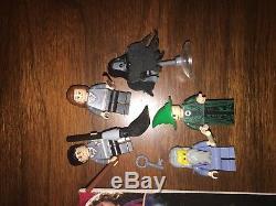 Lego Harry Potter Créé 4842 Château De Poudlard Complet Avec Les Livres D'instruction