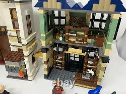 Lego Harry Potter Diagon Alley 10217 99% Complet