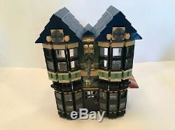 Lego Harry Potter Diagon Alley (10217) Complet Avec 12 Minifigs Manuel Mint