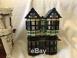 Lego Harry Potter Diagon Alley Set 10217 Complet Comprenant Tous Minifigurines