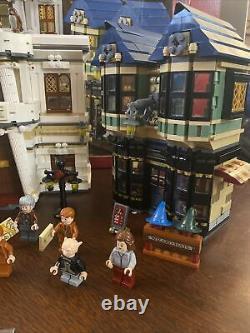 Lego Harry Potter Diagon Ruelle 10217 100% Complet Avec Boîte Et Instructions