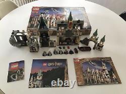 Lego Harry Potter Ensemble 4709 Hogwarts Castle 2001 Manual Box Posters 100% Complete