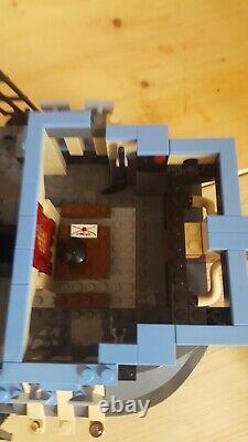 Lego Harry Potter Ensemble 4768. Le Vaisseau Durmstrang. Compléter Avec Les Instructions